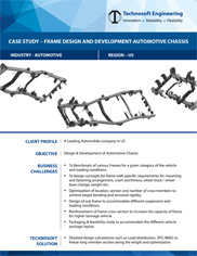 Automotive - Chassis Frame Design