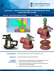 Design Development - Valves - Pumps - Castings(Pressure