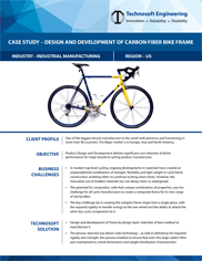 Design and Development of Carbon Fiber Bike Frame
