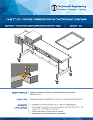 Machine Design CONDITIONING CONVEYOR