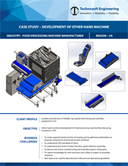 Machine Design Opposite Hand Machine
