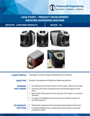 Product Development Medicine Dispenser