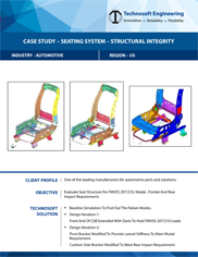 Seating System – Structural Integrity