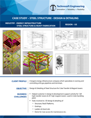 Steel Structure Detailing - Kinder Morgan