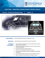 Automotive Industrial Design