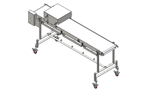 Machine Design - Grote Company - CONDITIONING CONVEYOR