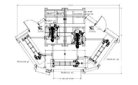 Spot Welding Cell Fixture Design