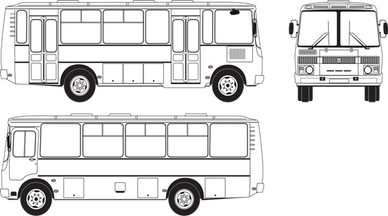 Bus Body Design