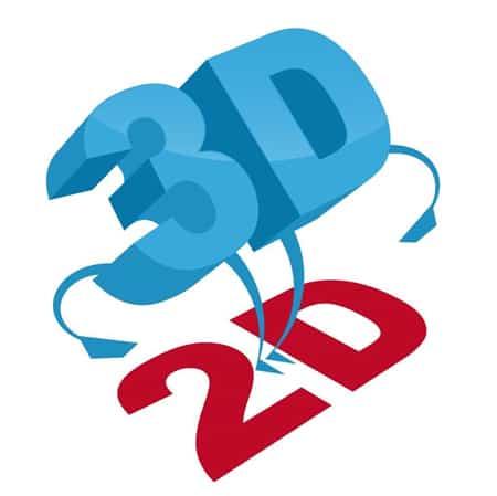 2D to 3D conversion